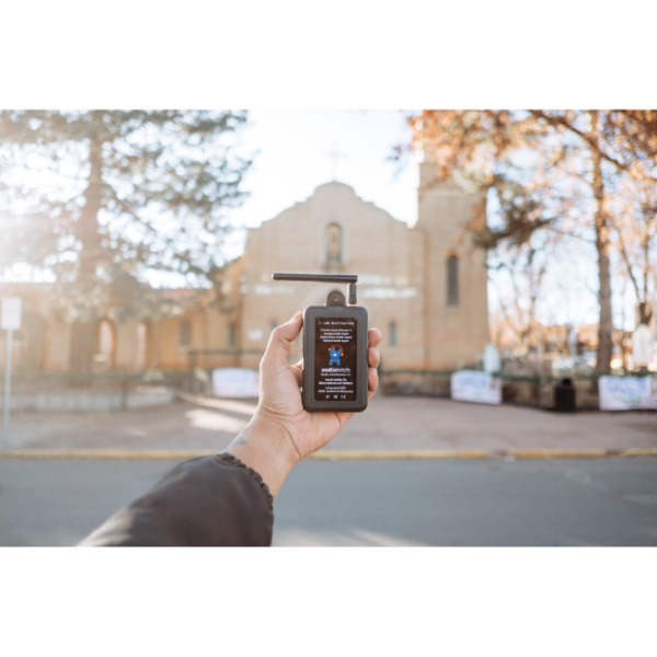 AudioFetch Express for Church Assistive Listening