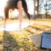 AudioFetch App Used for Outdoor Fitness
