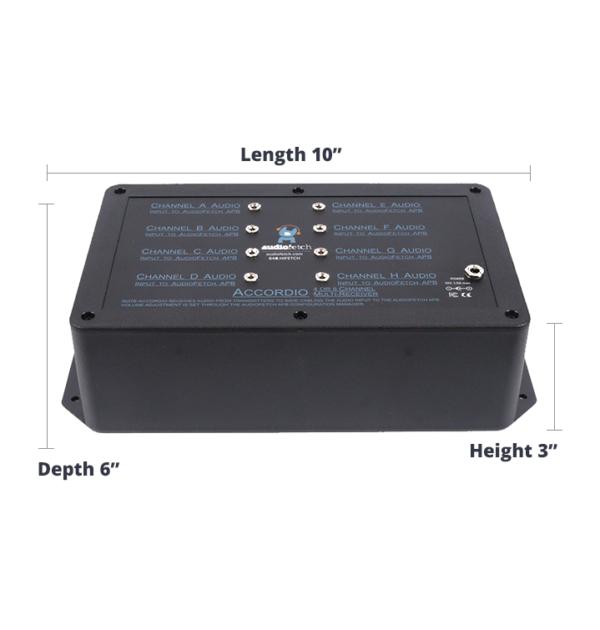 Accordio Wireless Sound System - AudioFetch