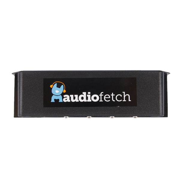 AudioFetch Lite - Wireless Streaming Sound System