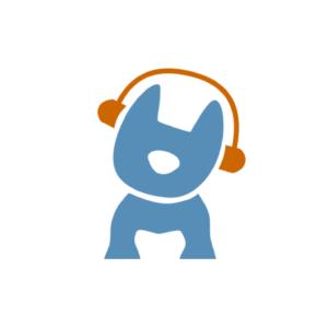 AudioFetch Mascot
