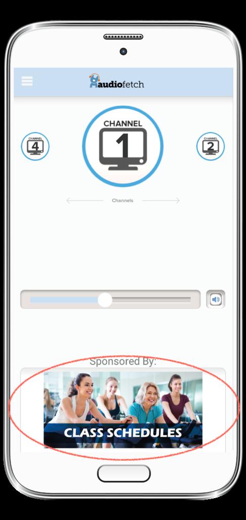 AudioFetch App - PDF Link