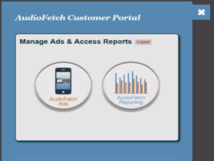 AudioFetch Ad Portal - AudioFetch Ads