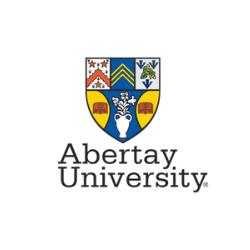 Abertay University Logo - AudioFetch Audio Over WiFi