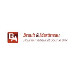 Brault Martineau Logo - AudioFetch Audio Over WiFi