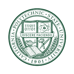 Cal Poly Tech Logo - AudioFetch Audio Over WiFi