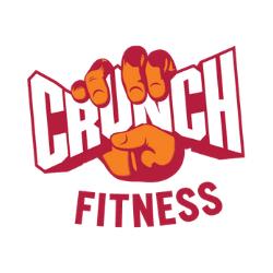 Crunch Fitness Logo - AudioFetch Audio Over WiFi