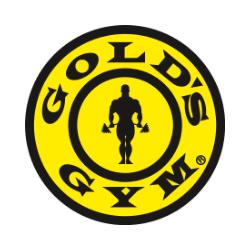 Golds Gym Logo - AudioFetch Audio Over WiFi