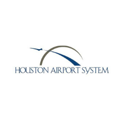 Houston Airport System Logo - AudioFetch Audio Over WiFi