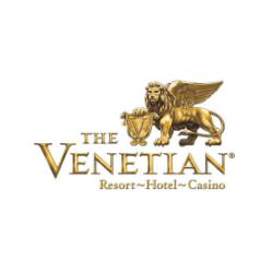 The Venetian Logo - AudioFetch Audio Over WiFi
