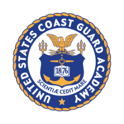 US Coast Guard Academy Logo - AudioFetch Audio Over WiFi