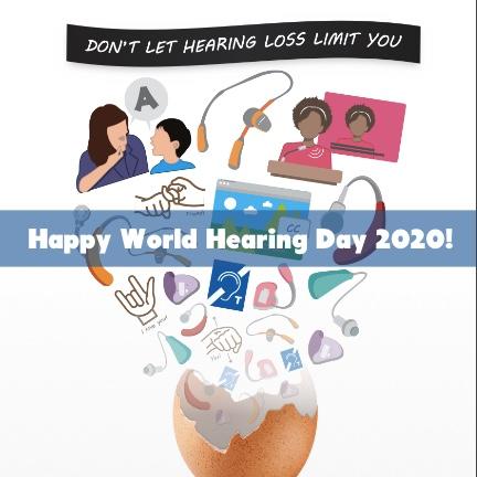 Celebrate World Hearing Day