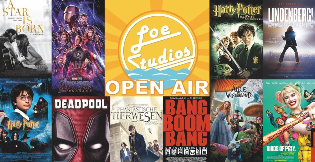 Loe Studio Open Air Cinema - AudioFetch