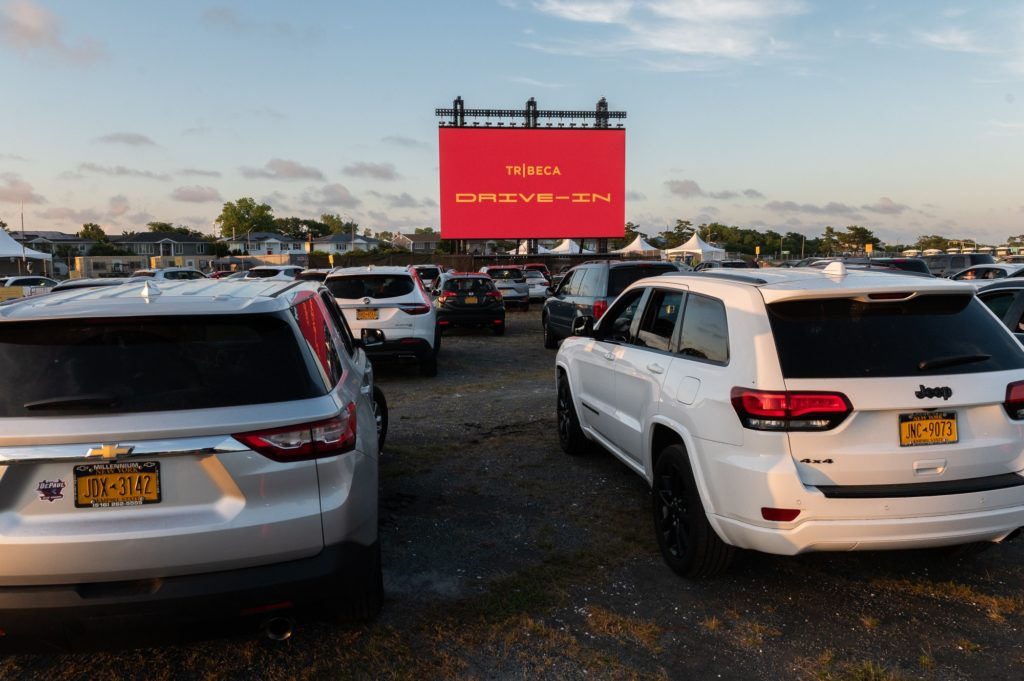 Tribeca Films Drive Ins - AudioFetch Audio Over WiFi