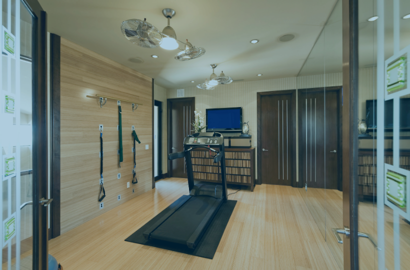 AudioFetch Blog Header - Home Gym Sound System