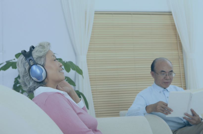 AudioFetch Blog Header - How to Hear TV without Hearing Aid