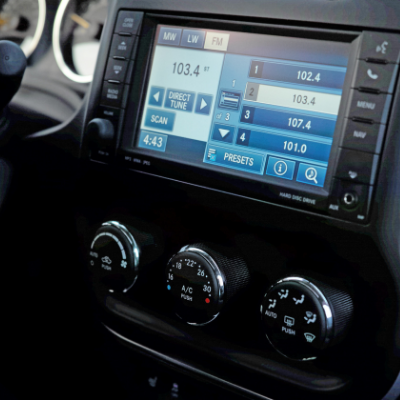 Broadcast Audio to Car Radios at Your Drive-In Holiday Event