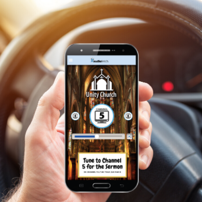 Broadcast Audio to Smartphones at Your Drive-In Holiday Event
