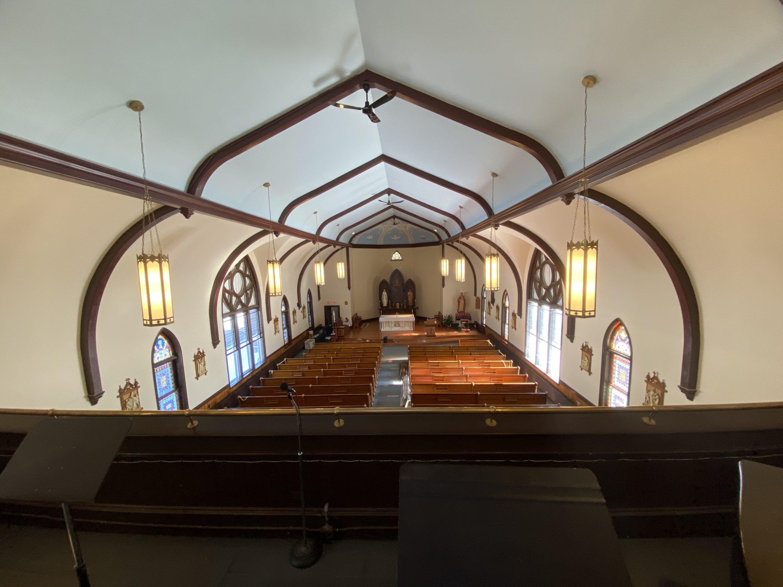 St Thomas Church Vermont