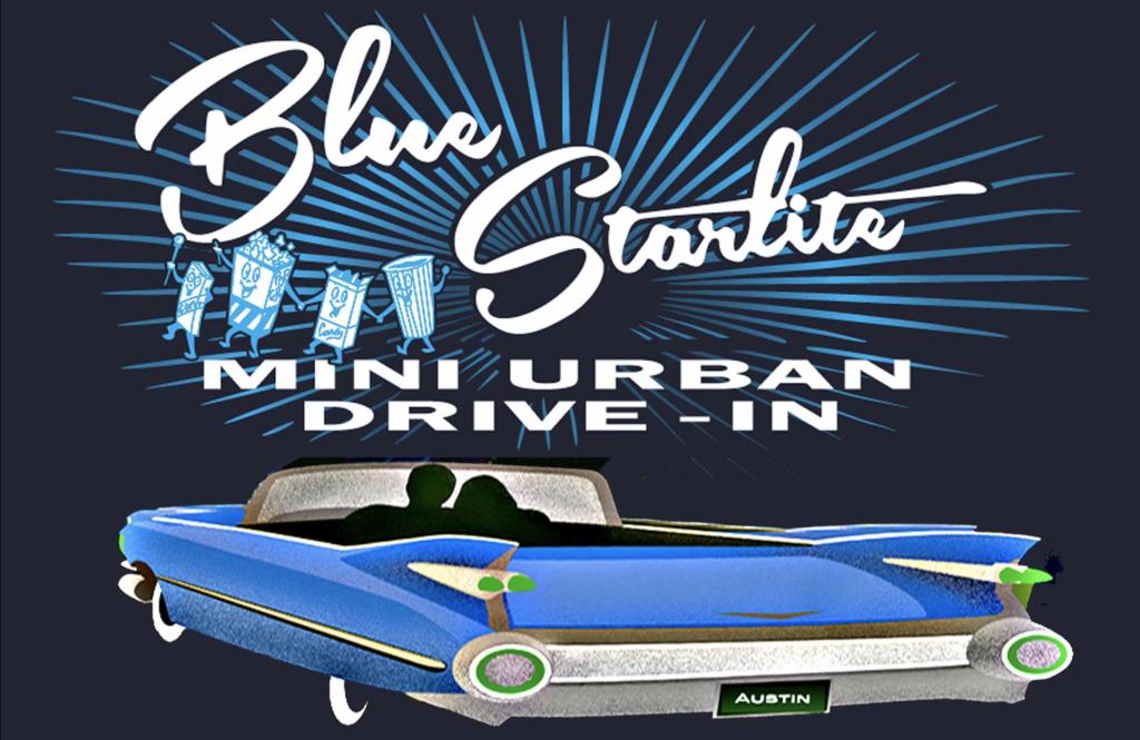 Blue Starlite Drive In - AudioFetch Audio Over WiFi