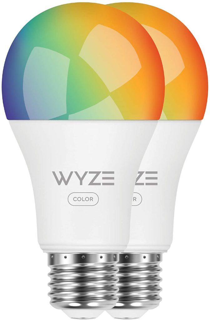 Wyze Smart Light Bulbs